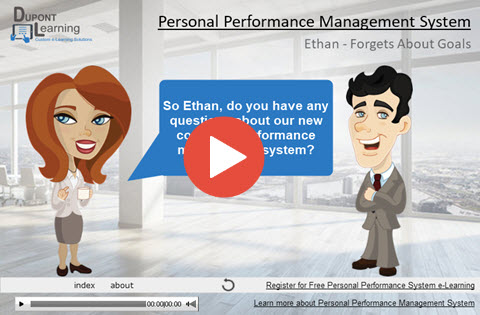 Performance Management – Ethan Can't Remember Performance Goals