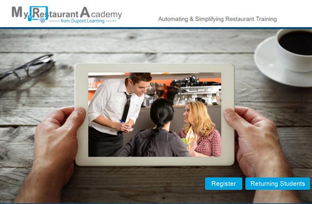 Restaurant Training Made Easy
